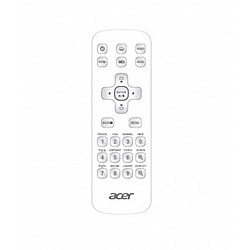 Дистанционно Acer Universal JB2 White