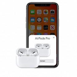 Слушалки Apple AirPods Pro с безжично зареждане