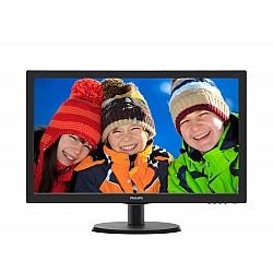 """Монитор Philips 223V5LHSB 21.5"""" Wide TN LED 1920x1080 FHD, HDMI, Black"""