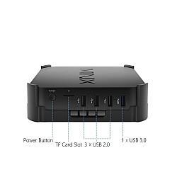 Мини компютър MiniX NEO Z83-4 MAX 4GB 128GB