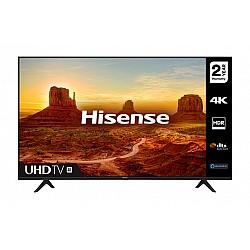 "Телевизор Hisense 50"" A7100F, 4K UHD 3840x2160, Smart, WiFi, Black"