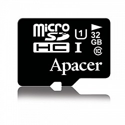 Карта памет Apacer 32GB Micro-Secure Digital HC UHS-I Class10