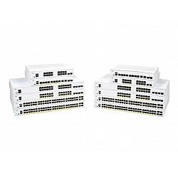Суич Cisco CBS250 Smart 8-port GE, Ext PS, 2x1G Combo